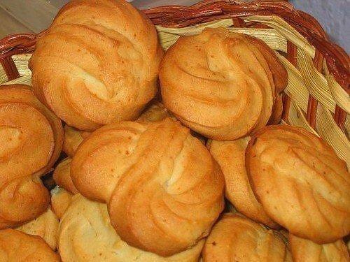 Печенье с медом рассыпчатое