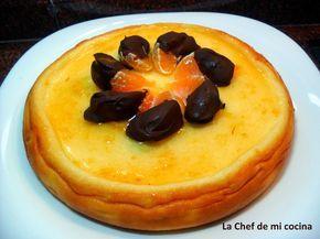 La Chef de mi cocina: Tarta de queso (Multicook Pro de Tefal)