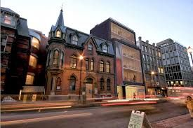 the khyber building - Halifax, NS
