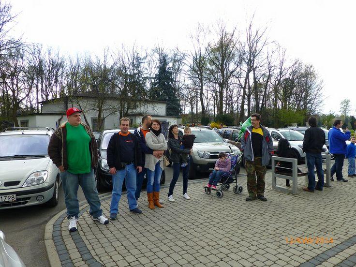 Dacia Klub Polska - scenic-forum.pl - SPOT 12 kwietnia 2014 roku - Katowice Muchowiec