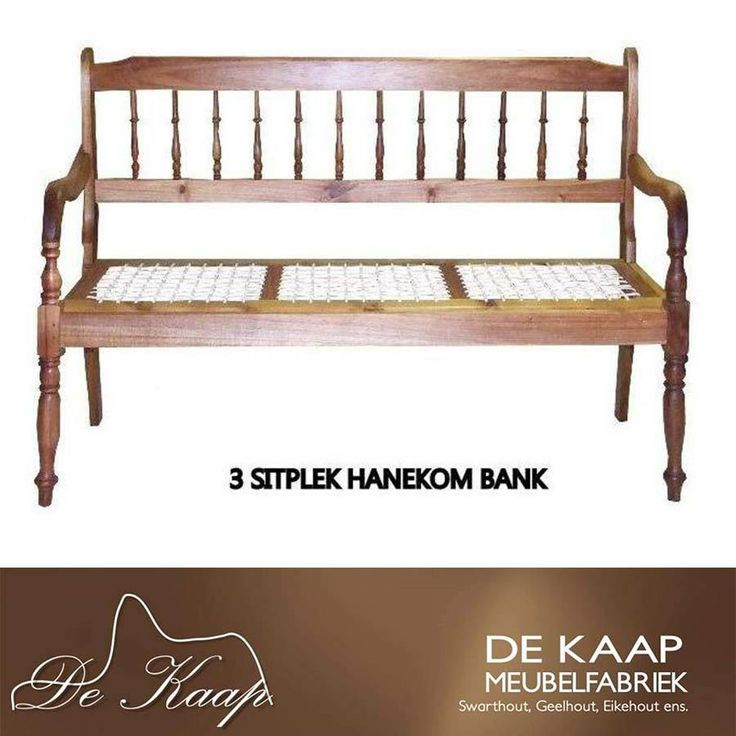 Breath taking 3 Hanekom couch * Asemrowende 3 sitplek Hanekom bank. #furniture #solidwood