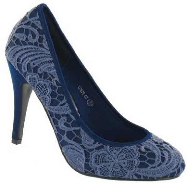 The 25 best Navy blue wedding shoes ideas on Pinterest Navy