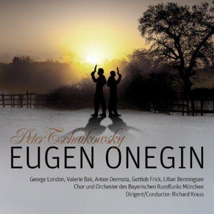 Peter Tschaikowsky - Eugen Onegin, Green