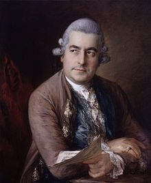 Johann Christian Bach. Son of J.S. Bach (God's keyboardist). Johann knew Mozart personally, and was quite the rage in London. Different from daddy... Well worth a listen.