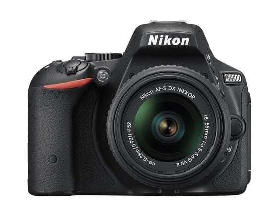 Test: Spiegelreflexkamera Nikon D5500   heise Foto
