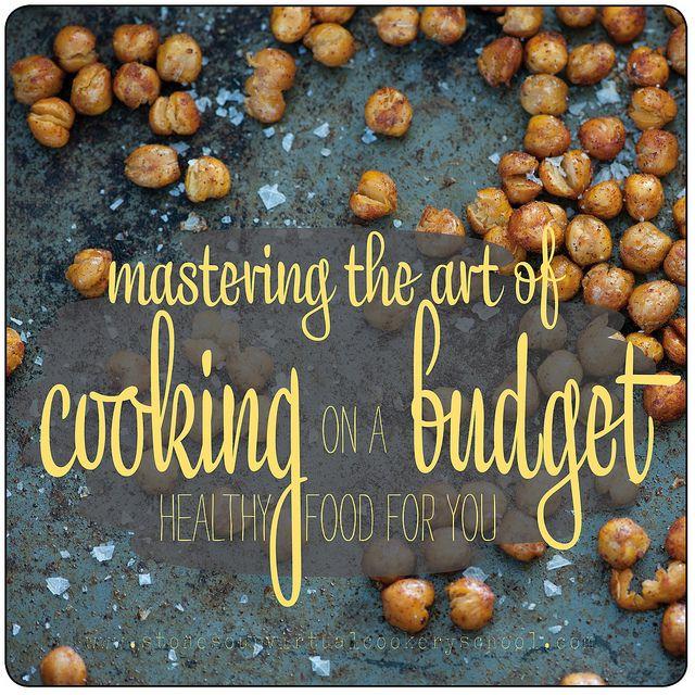 Healthy, easy, cheap recipes! :)