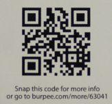 QR Code Review - Burpee Seed Pack - QR code