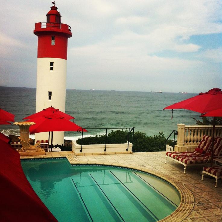 Oyster Box Hotel Durban South Africa