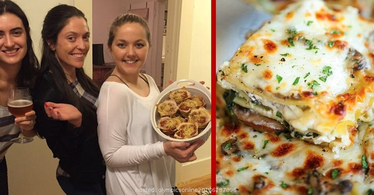 This awesome slow cooker lasagna is going to blow your min  From Olympicsonline2016