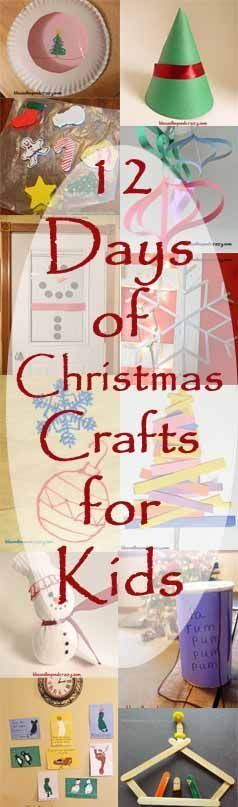 This year we counted down to Christmas by creating a new Christmas craft each day! Now don't panic and get overwhelmed on me! I tried to keep it simple! All of these Christmas crafts are geared toward younger kids. My 6 year old and 3 year old LOVED these! In order for a craft to … … Continue reading →