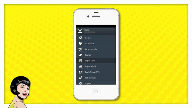 Tutorial Bayar Toko Menggunakan Mandiri e-cash (Smartphone) www.mandiriecash.co.id
