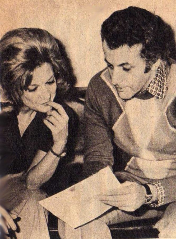 Con Gerardo Sofovich