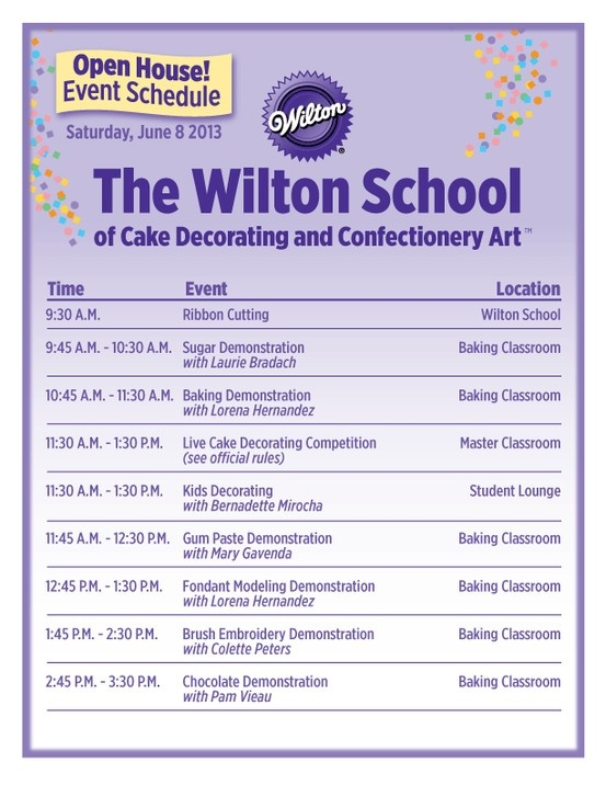 Wilton School Of Cake Decorating And Confectionery Art