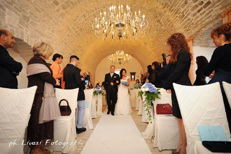 Blessing wedding ceremony