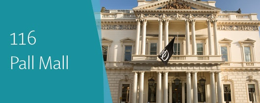 The IOD in Pall Mall is a great place for meetings, and is such a beautiful building