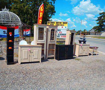 Genuine Amish furniture