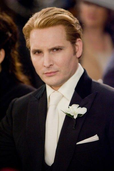 Dr Carlisle Cullen. Not a fan of twilight, but dr Cullen.... Rawr ;)