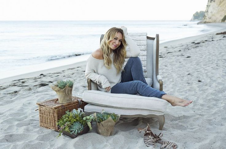 Haylie Duff of #TheRealGirlsKitchen