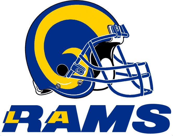 Nfl Sports Football Los Angeles La Rams Mancave Fridge Magnet 10 Https Ebay To 2qonbe1 Rams Football Los Angeles Rams Logo Nfl Logo
