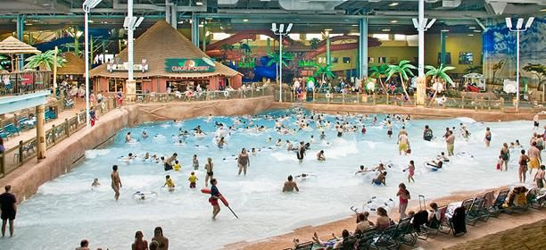Traveltuesday One Day In Greater Sandusky Ohio S Lake Erie Shores Islands Water Park Indoor Waterpark Travel Tuesday