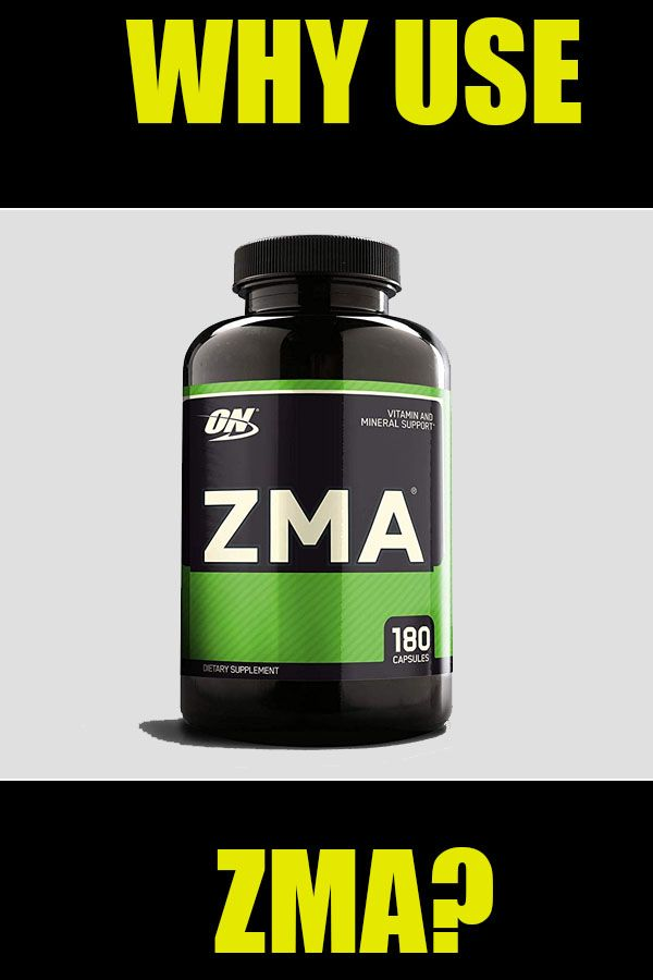 Best ZMA UK: 5 of Our Favourite ZMA Supplements   Build