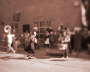Rosie streetwise