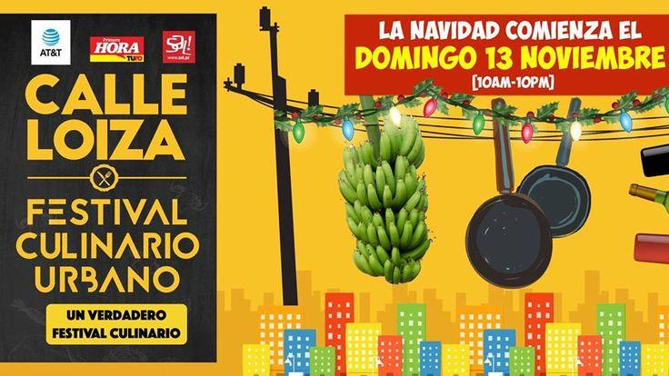 Festival Culinario Urbano Calle Loíza #sondeaquipr #festivalculinariourbano #gastronomia #calleloiza #sanjuan