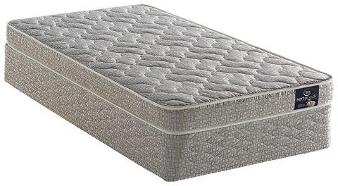 Applause II Firm Mattress Set | 500820191-T-ST | Serta Mattress Traditional Innerspring from Furnitureland South