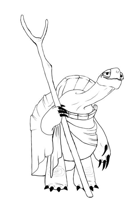 master oogway coloring pages yahoo search results kung