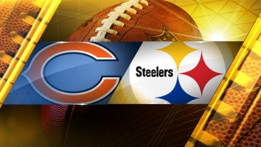 Week 3: The Steelers host the Chicago Bears in a Sunday night game at Heinz Field at 8:30 p.m. on Sept. 22.