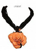 I Gioielli del Mare | vendita on line gioielli rosa cerasuolo corallo nero