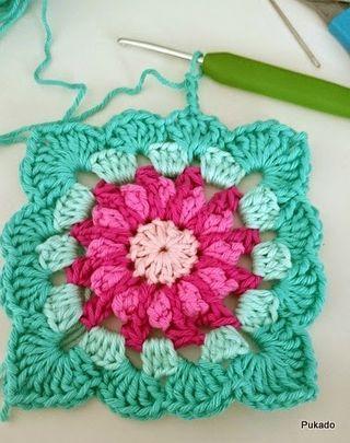 Gehaakte (kerst)sterren - crochet (x-mas)stars | Bees and Appletrees (BLOG) | Bloglovin'