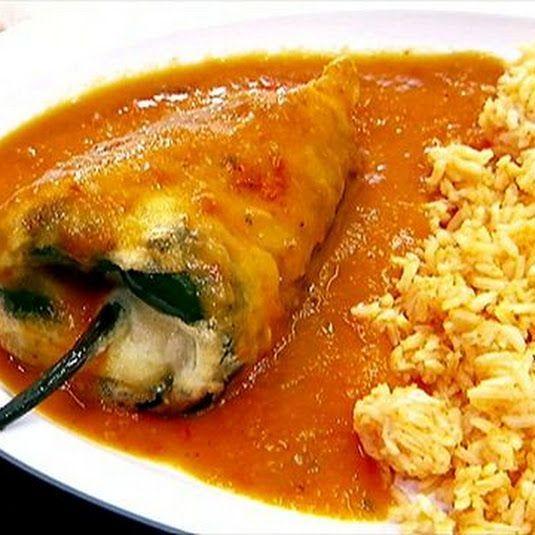 CHILI RELLENOS - excellent recipe