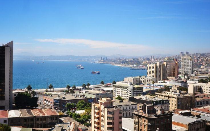Mer de Valparaiso, Chile