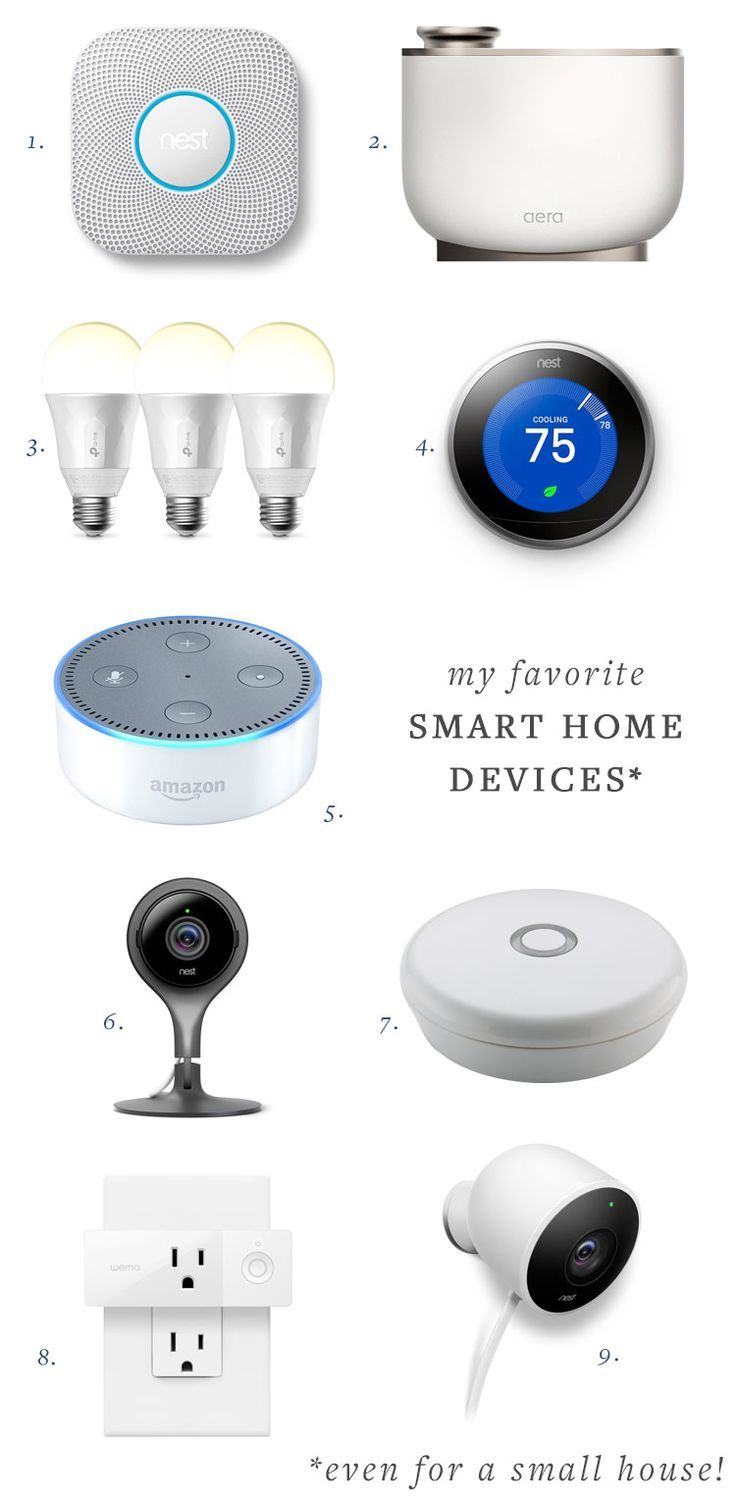 My Favorite Smart Home Devices Even For A Small Space Smart