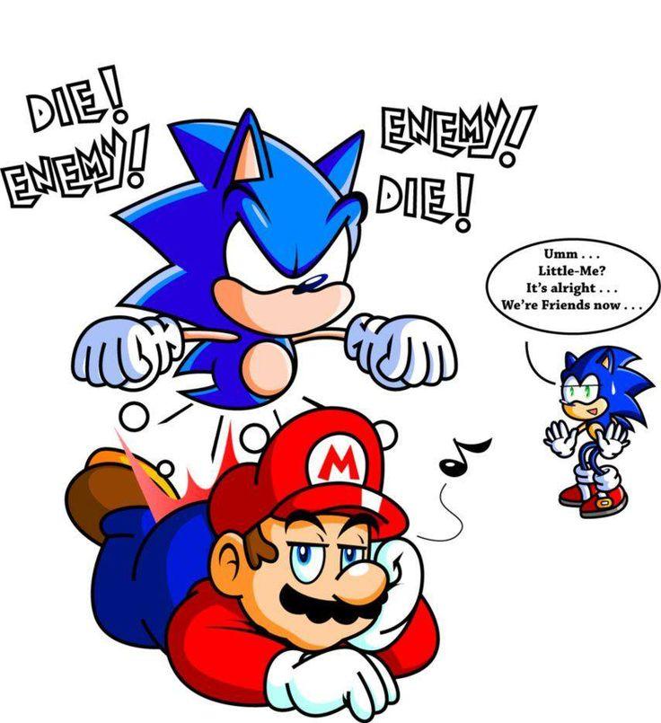 Mario's Sonic BOOM!! by Nekro-Phil on DeviantArt |Super Mario Sonic Boom