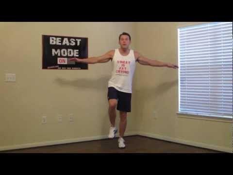 ▶ 5 Minute Calf Workout at Home - HASfit Calves Exercise - Best Calf Exercises - Calves Workout - YouTube