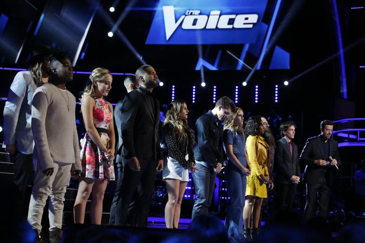 Forget pop stars in spinning chairs. NBC will find out if swiping thumbs can…