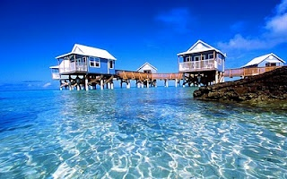 Bermuda ahhhhh, I would LOVE it!