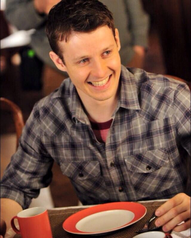 Will Estes at a table. | Will Estes | Pinterest | Will ...
