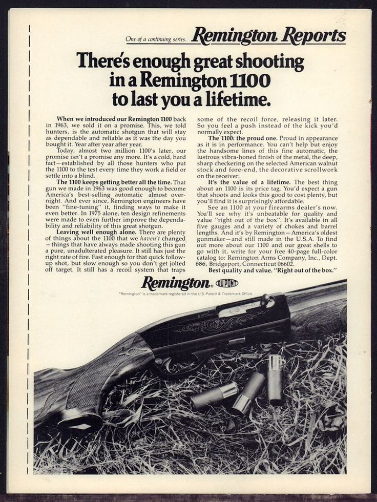 Pin on Remington Firearms Ads/Articles