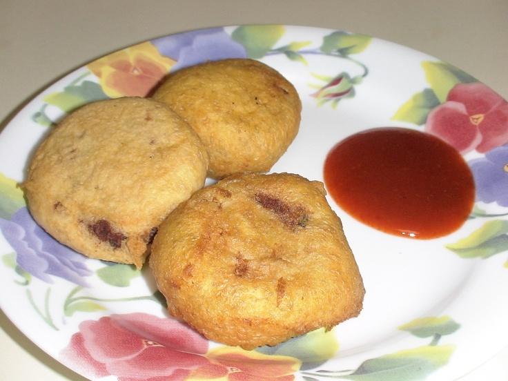 Spicy Dish.........BreadVada Recipe.........  http://www.easyindianfoodrecipes.info/snack/bread-vada-recipe.html