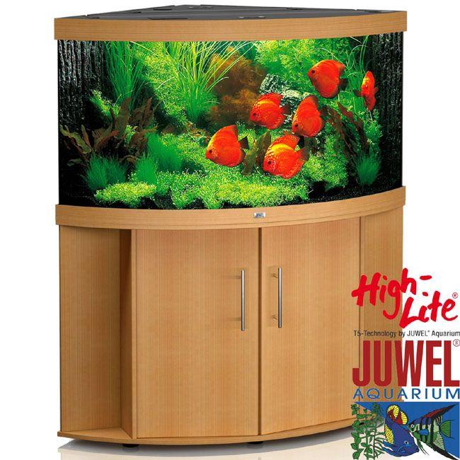 Juwel Trigon 350 Aquarium - Extraordinary depth: JUWEL TRIGON 350   Birstall