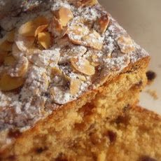 Mincemeat and Marzipan Teabread Recipe