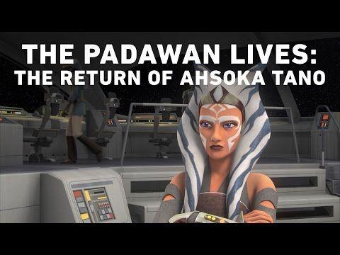 The Padawan Lives: The Return of Ahsoka Tano — Star Wars Rebels - YouTube