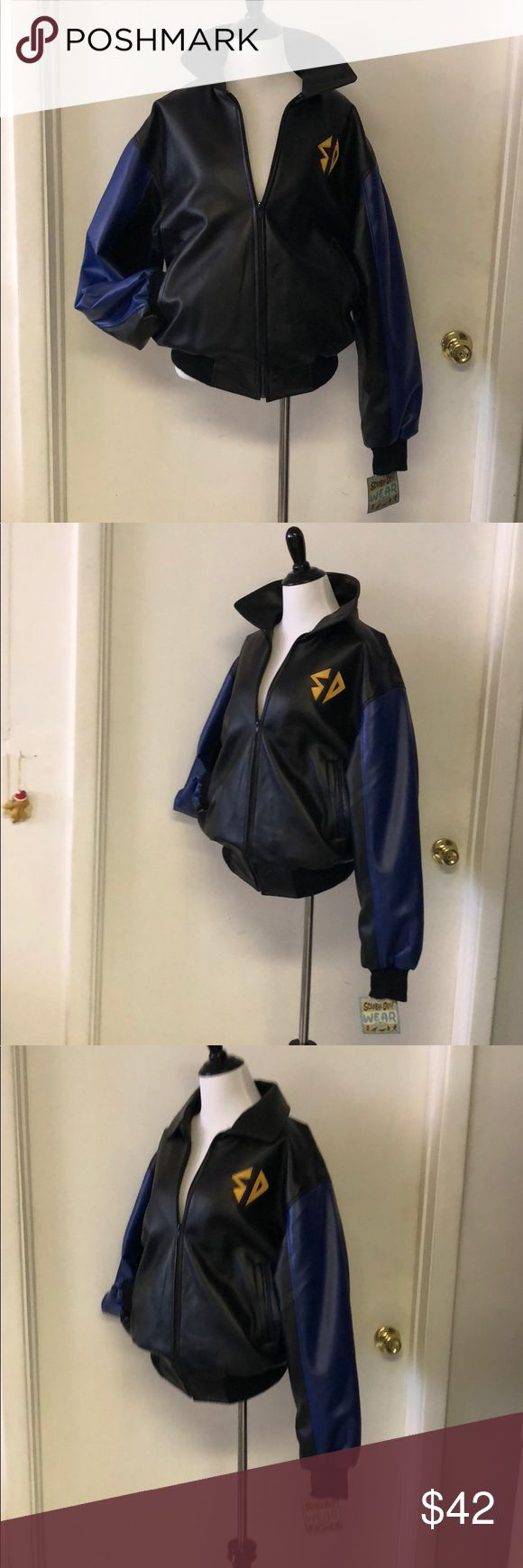 Authentic Cartoon Network Scooby-Doo jacket M Authentic Cartoon Network Scooby-Doo jacket. Great for the Scooby-Doo lover in you or for someone you know! New with tags and never worn. cartoon network Jackets & Coats