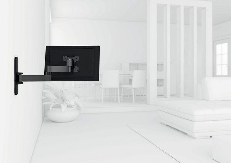 vogel's® TV-Wandhalterung »WALL 2045« schwenkbar, für 43-66 cm (17-26 Zoll) Fernseher, VESA 100x100