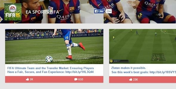 Famax Facebook FanPage Albums WordPress Plugin