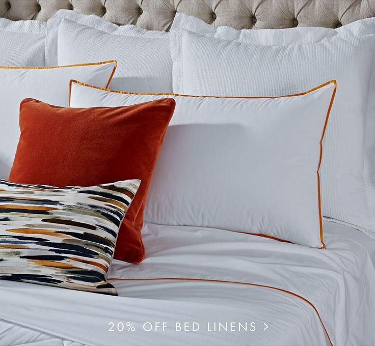 20% off #BedLinens | #bedding