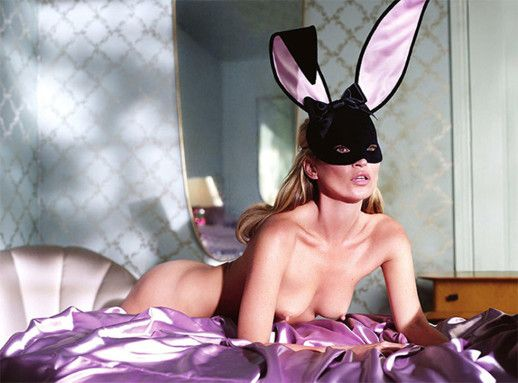 Kate Moss for Playboy | Fashion | HUNGER TV